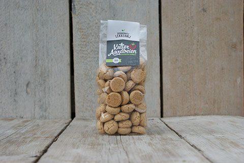 Kalter bitterkoekjes
