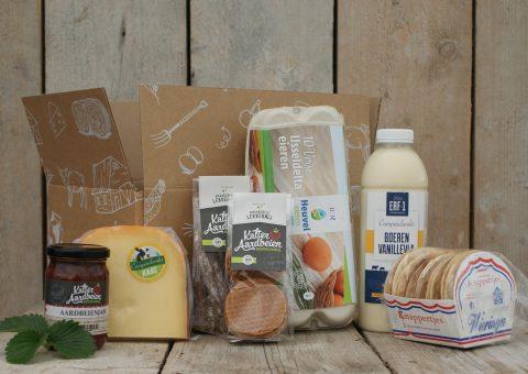 IJsseldelta pakket met (h)eerlijke streekproducten