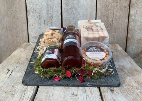 Kalter aardbeienpakket