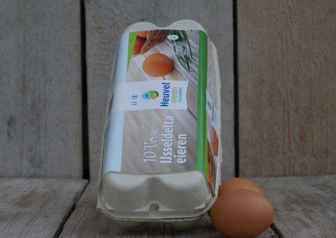 Heuvel eieren